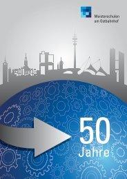 50 Jahre Meisterschule Chronik
