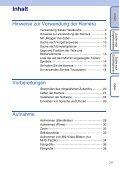 Sony MHS-TS20 - MHS-TS20 Istruzioni per l'uso Tedesco - Page 7