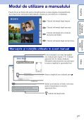 Sony MHS-TS20 - MHS-TS20 Istruzioni per l'uso Rumeno - Page 2
