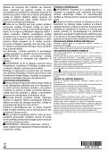 KitchenAid S 12 A1 D/I - S 12 A1 D/I HR (F093708) Consignes de sécurité - Page 2