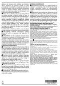 KitchenAid F 181 NF - F 181 NF HR (859991536180) Consignes de sécurité - Page 2