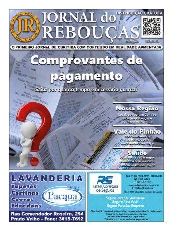 Jornal do Rebouças - Julho 2018