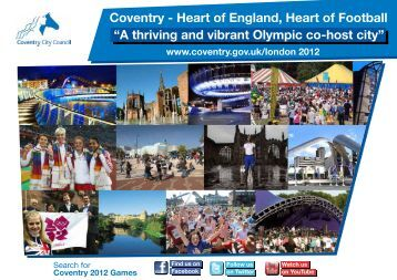 "Coventry - Heart of England, Heart of Football ""A ... - Coventry 2012"
