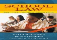 [+][PDF] TOP TREND School Law: What Every Educator Should Know, A User-Friendly Guide: What Every Teacher Should Know  [FREE]