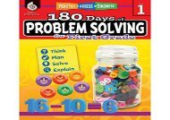 [+]The best book of the month 180 Days of Problem Solving for First Grade: Practice, Assess, Diagnose (180 Days of Practice) [PDF]