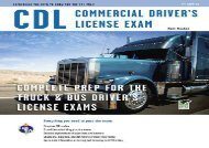 [+][PDF] TOP TREND CDL - Commercial Driver s License Exam (CDL Test Preparation)  [NEWS]