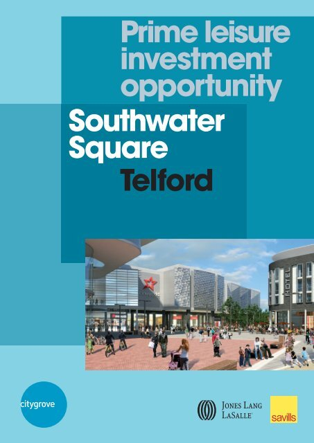 Investment Brochure Citygrove Southwater Square