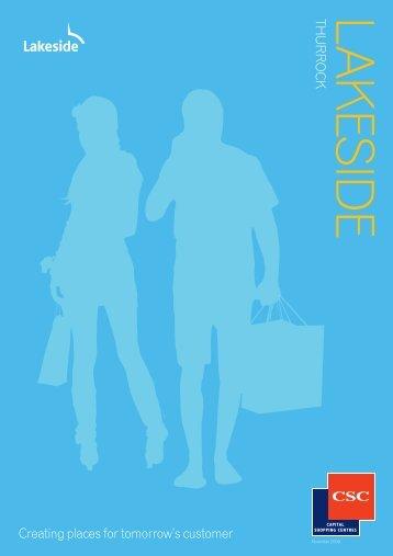Property Lettings Brochure - Lakeside Shopping Centre - UK.com
