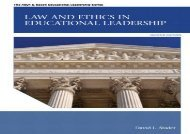 Download Law and Ethics in Educational Leadership (Allyn   Bacon Educational Leadership)   PDF File