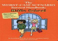 PDF The Worst-Case Scenario Survival Handbook: Middle School (Worst-Case Scenario Survival Handbooks) | Download file