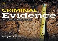 Download Criminal Evidence: Principles and Cases   Online