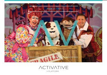 Download Issue 21 (2011) - ACTIVATIVE