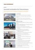 Gaus Architekten: Architektur für Unternehmen und Gewerbe - Seite 3