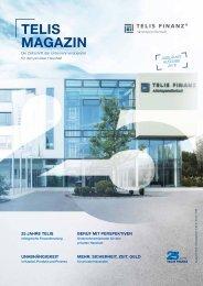 TELIS-Magazin Jubiläumsausgabe