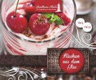 Landhaus-Team: Kuchen aus dem Glas