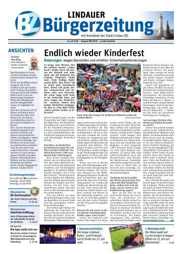 14.07.18 Lindauer Bürgerzeitung