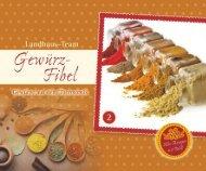 Landhaus-Team: Gewürz-Fibel Band 2