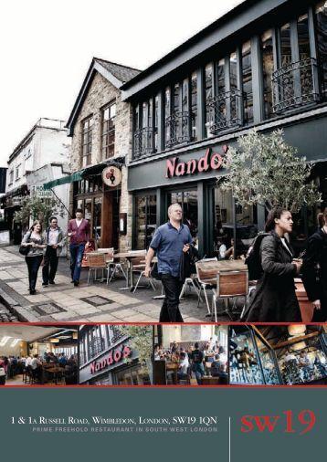 1 & 1a russell road, wimbledon, london, sw19 1qn - DBA Properties