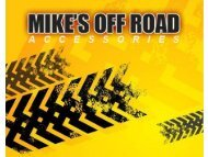 Off Road Jeep Accessories - mikesoffroad.com
