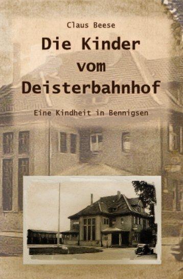 Claus Beese: Die Kinder vom Deisterbahnhof (Leseprobe)