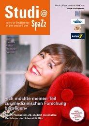 Studi-Spazz - KSM Verlag