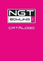 NGT- Bowling Catálogo espanol