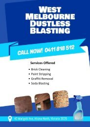 Enhance the Look of Your Building with Brick Cleaning Service
