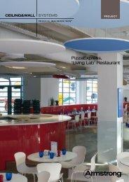 PizzaExpress, 'Living Lab' Restaurant