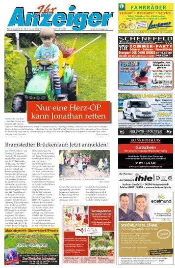 Ihr Anzeiger Bad Bramstedt 28 2018