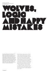 graphic gestures an interview with sara fanelli - Steven Heller