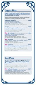 Leggera Pizza - Pizza Express and Marzano - Page 5