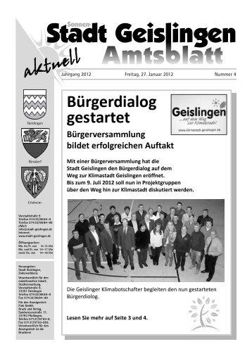0,79 - Stadt Geislingen