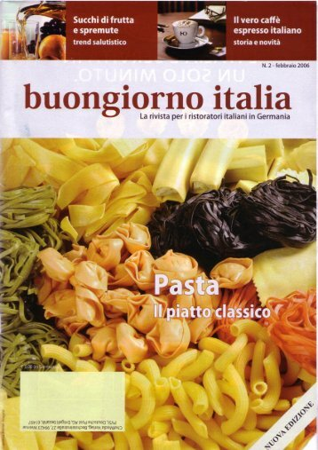 Buongiorno Italia! - Consorzio Produttori Vini
