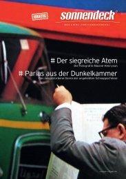 Ausgabe 103, Mai 2012 - Sonnendeck
