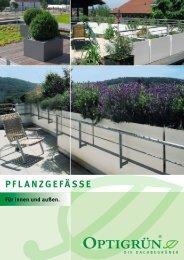 Neue Oberflächen: Sandstein & Multicolor. - Optigrün International AG