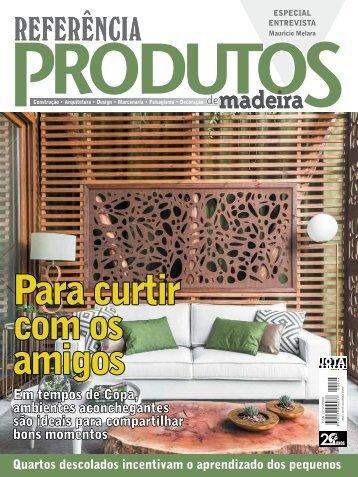 *Maio/2018 - Produtos de Madeira 44