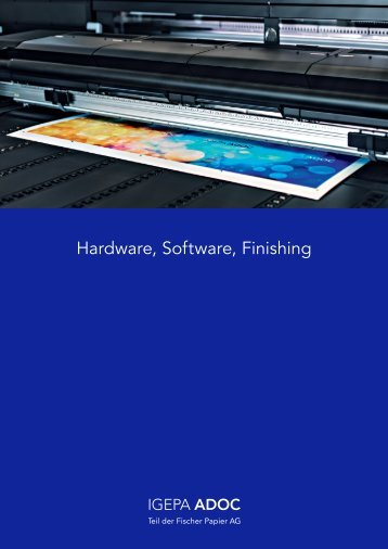 Hardware, Software, Service und Support