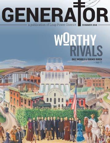 Summer 2018 Generator
