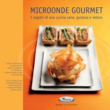 Guida Microonde Gourmet - Whirlpool