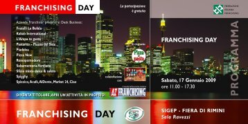 FRANCHISING DAY - FIF Franchising