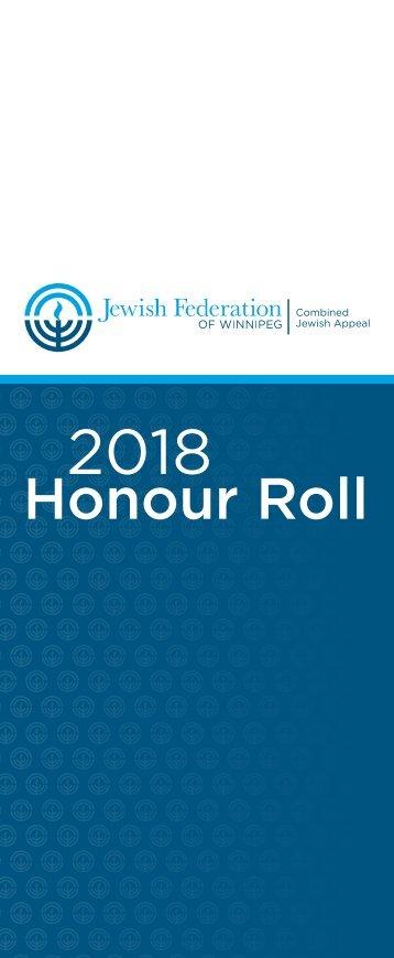 Honour Roll Web
