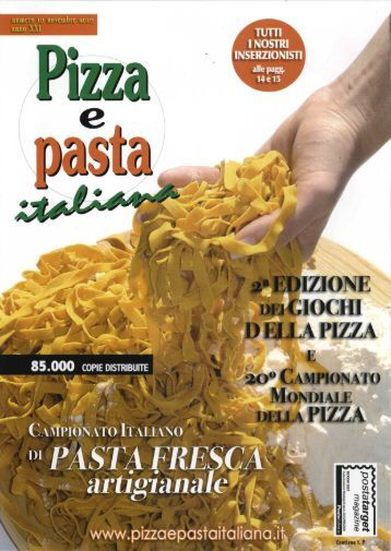 Download Pizza e Pasta Italiana - Marchesi Mazzei