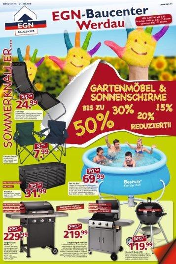 EGN-Baucenter Werdau - 14.07.2018