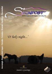 Dec 2009 - Signpost Magazine