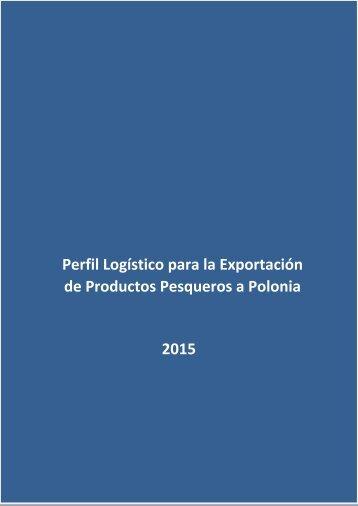 PERFIL LOGISTICO DE EXPORTACION A POLONIA
