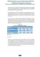PERFIL LOGISTICO DE EXPORTACION A POLONIA - Page 7