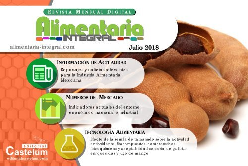 ALIMENTARIA INTEGRAL JULIO 2018