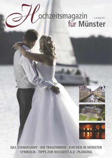 Hochzeitsmagazin Münster