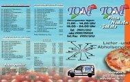Speisekarte als PDF-Download - Bei Toni Pizza Nudeln Salate ...