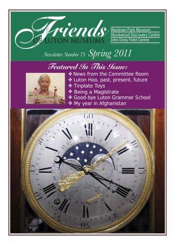 Spring Newsletter 732 February 2011.indd - Home